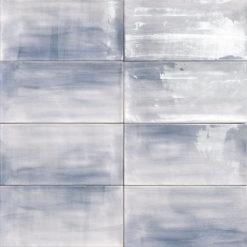 Carrelage Aquarel bleu 15x30