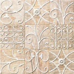 Carrelage bois Colonial Art Pastime 20x20
