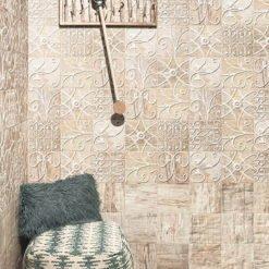 Carrelage bois Colonial Mango 20x20