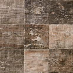 Carrelage bois Colonial Caoba 20x20