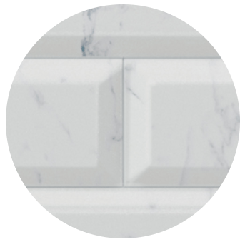 Carrelage métro marbre carrara 10x20