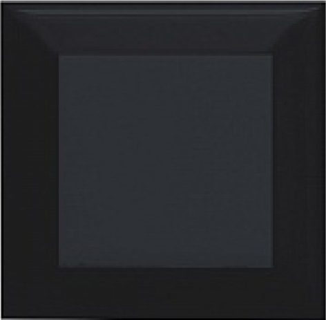 Carrelage Métro noir 7,5x7,5