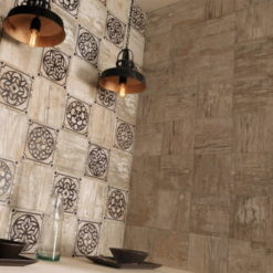Carrelage bois Colonial Art Ferro 20x20