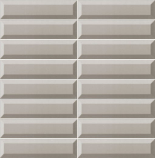 Carrelage Métro gris 7,5x30