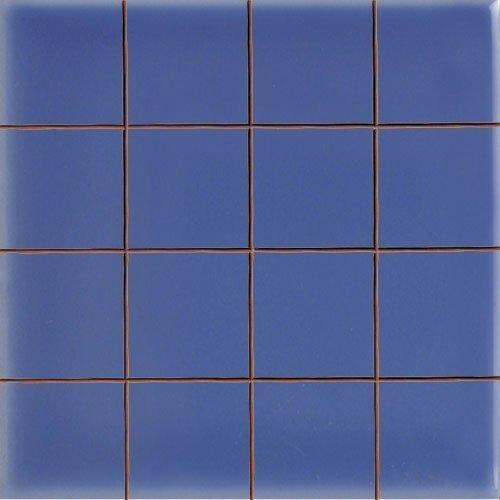 Carrelage Prédécoupé 5x5 Bleu mer