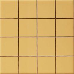 Carrelage Prédécoupé 5x5 Moutarde