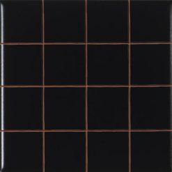 Carrelage Prédécoupé 5x5 Noir