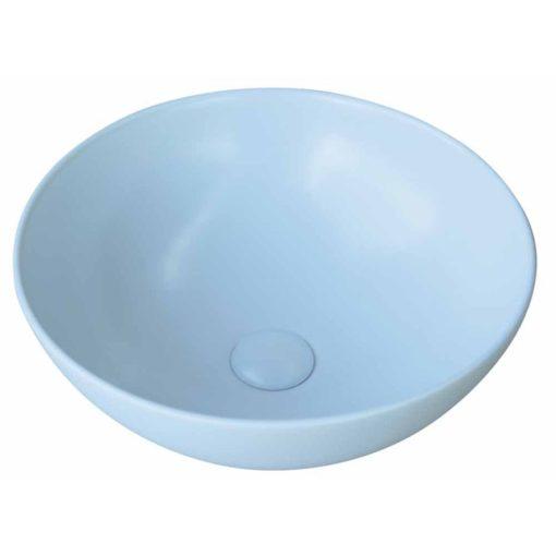 Lavabo Céramique Bleu