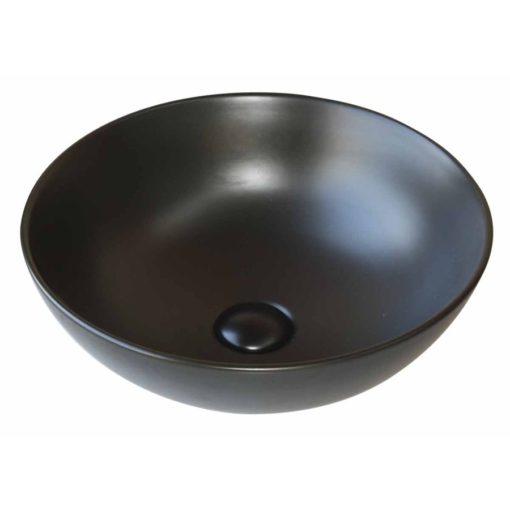 Lavabo Céramique Noir