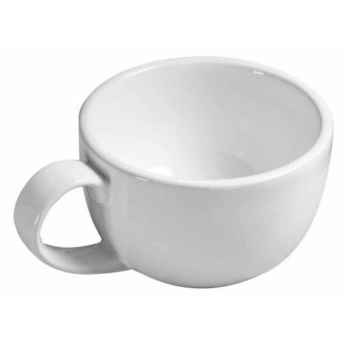 Lavabo Céramique Tasse Blanche